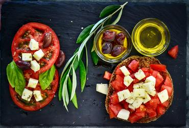 Eating Well with the Mediterranean Diet